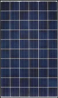 Kyocera KD245GX-LFB2 Black Poly Solar Panel