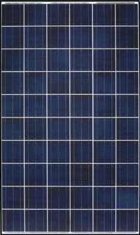 Kyocera KD245GX-LFB2 Black Poly Solar Panel