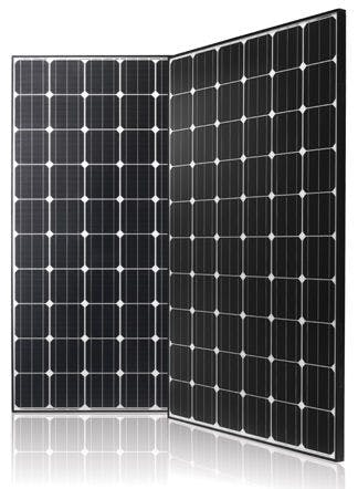 LG Mono X NeoN LG285N1C Solar Panel
