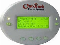 Outback Power Mate OutBack Power Remote Monitor & Control