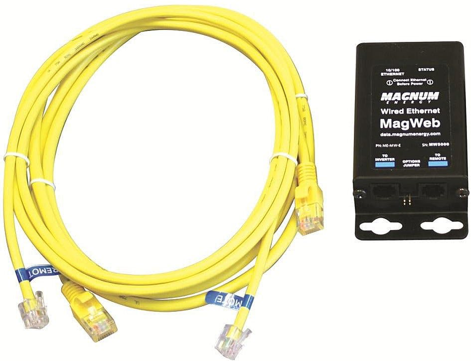 Magnum Energy ME-MW-E MagWeb
