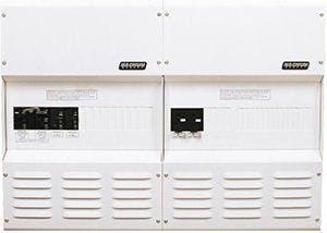 Magnum Energy MPDH175-30D Panel Dual Enclosure