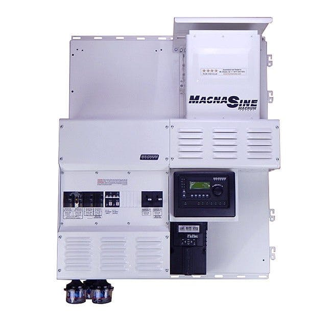 Expandable Dual Magnum MS4448PAE w/ Classic 150 Power Center