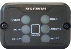 Magnum Energy MM-RC25 Inverter Remote