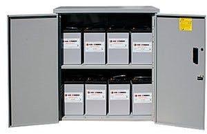 MidNite Solar MNBE-D Battery Enclosure