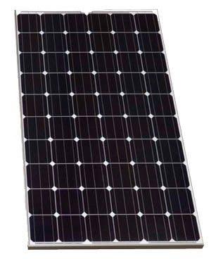 Suniva OPT265-60-4-100 Silver Mono Solar Panel