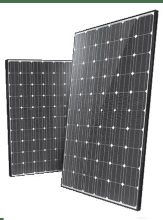 LG LG255S1C-G2 Black Mono Solar Panel