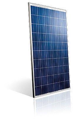 AU Optronics AUO Module 240 watt DC - 225W AC - Silver Solar Panel