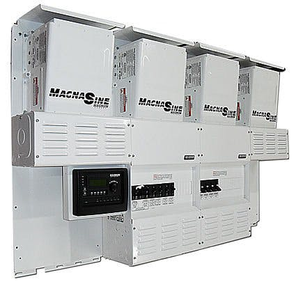 Magnum Quad MS4448PAE w/ Classic 150 Power Center