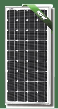 Solarland Solarland SLP095S-12M 95 watt module, 12v Solar Panel