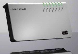SMA Sunny WebBox