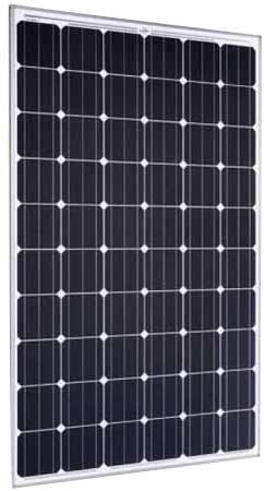 SolarWorld Solarworld Sunmodule SW 235 Watt Mono 2.0 Black Frame Solar Panel Solar Panel