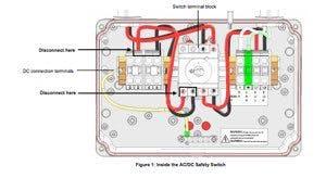 SolarEdge Rapid Shutdown Kit
