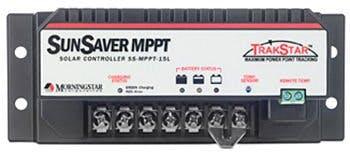 Morningstar Corporation SunSaver MPPT SS-MPPT-15L Charge Controller