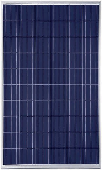 Trina Solar, Inc. TSM-240PAO5 240-watt solar module Silver with MC4 Solar Panel