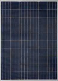 Trina Solar, Inc. The Trina TSM-235PA05 235-watt solar panel Solar Panel
