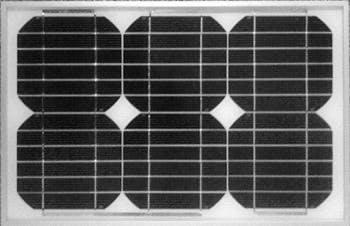UPG 10W Solar Panel