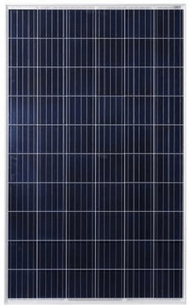 Astronergy CHSM6610P-280 Silver Poly Solar Panel