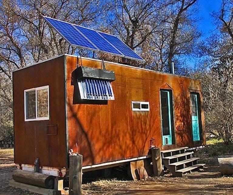 Off-Grid Solar Tiny House