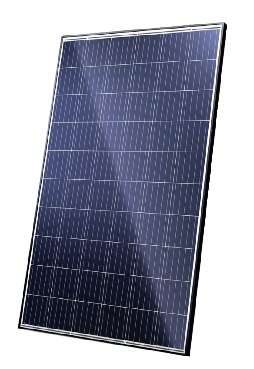 Canadian Solar CS6K-270P Black Poly Solar Panel