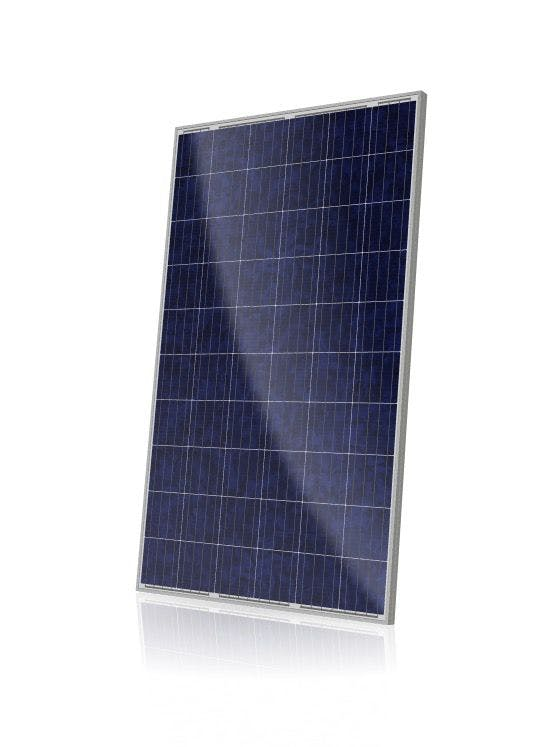 Canadian Solar CS6K-275P Silver Poly Solar Panel