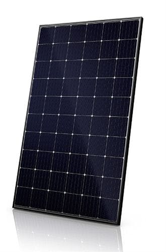 Canadian Solar CS6K-300MS Black Mono Solar Panel