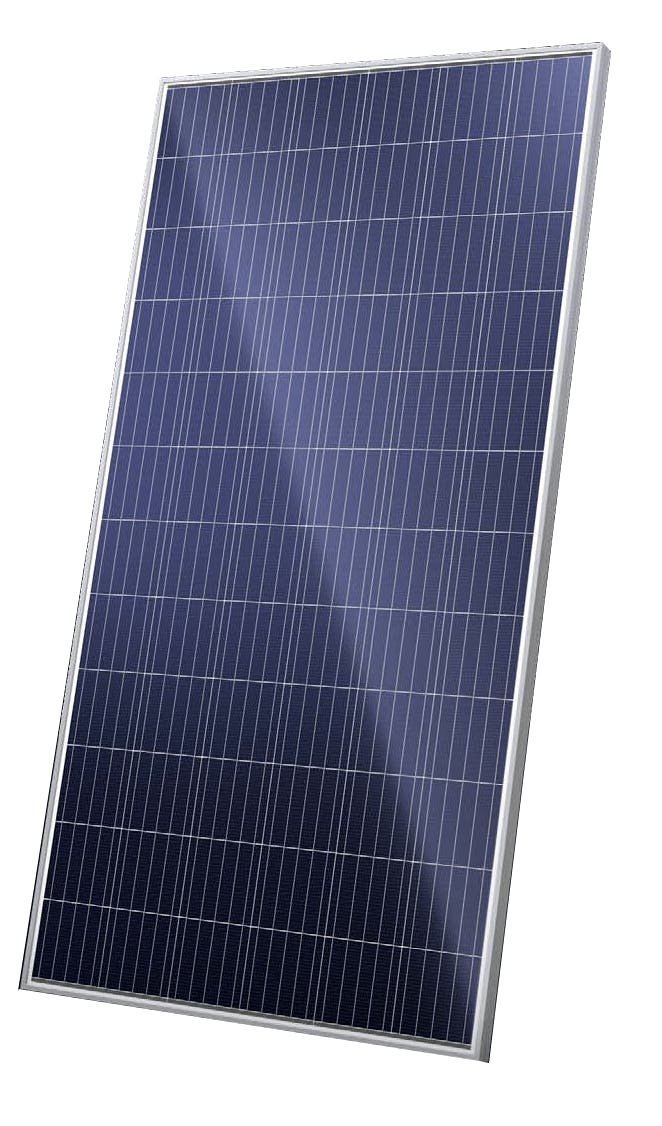 Canadian Solar CS6U-335P Silver Poly Solar Panel