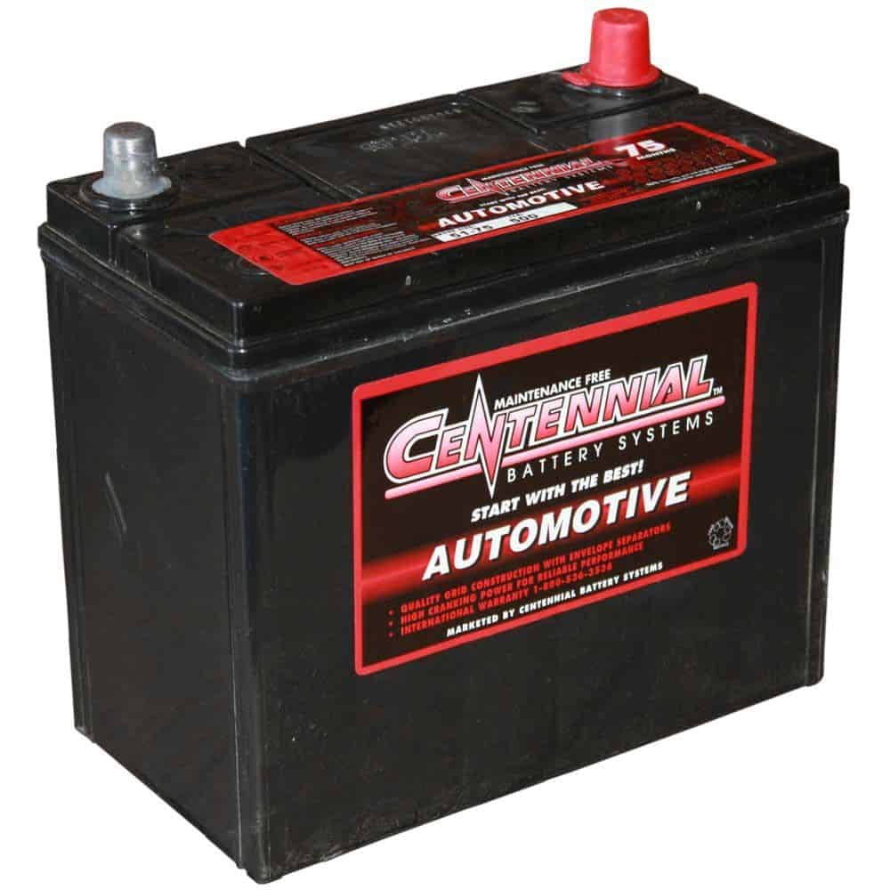 Centennial Batteries Sealed Battery 12V Group 51 CEN-51-75 Battery