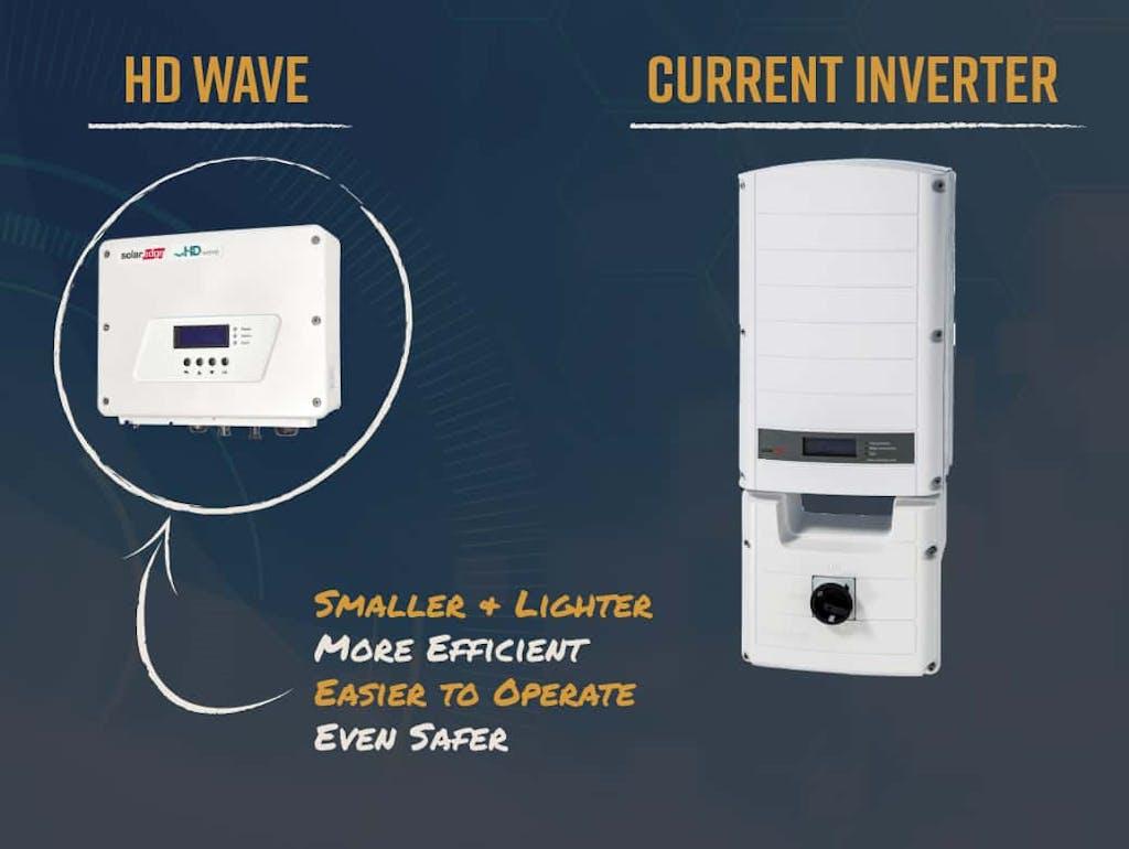 SolarEdge inverter comparison