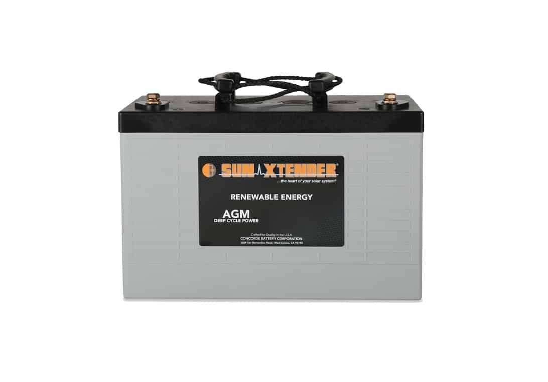 Concorde / Sun Xtender PVX-1080T AGM Battery