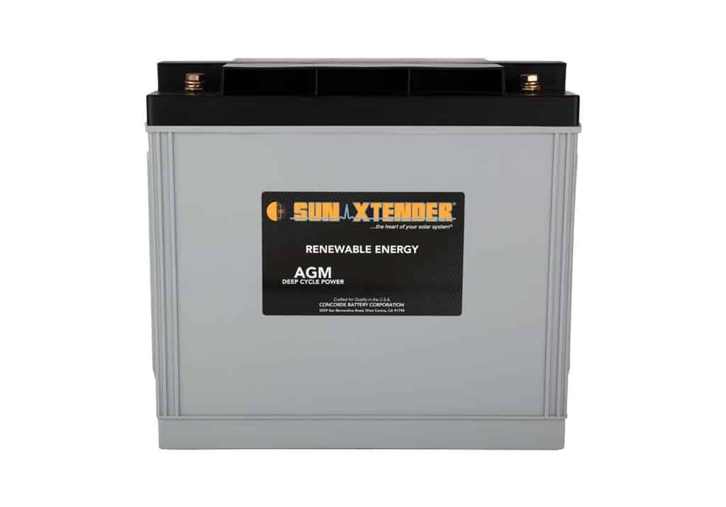 Concorde / Sun Xtender PVX-1530T AGM Battery