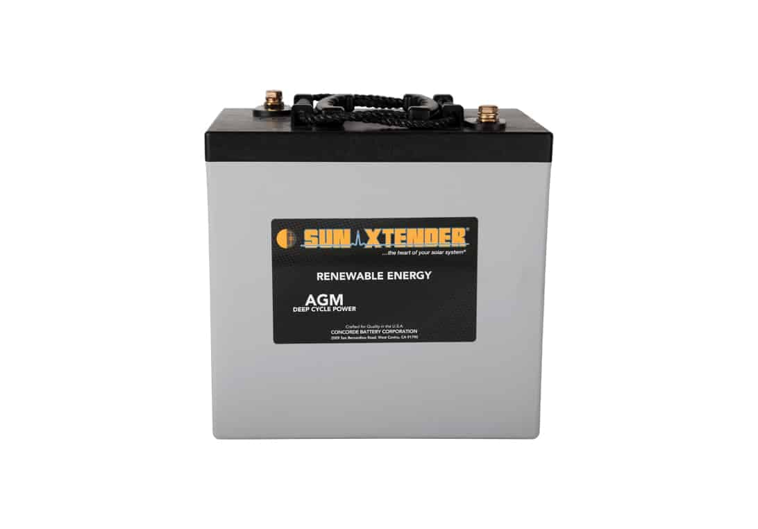 Concorde / Sun Xtender PVX-2240T AGM Battery