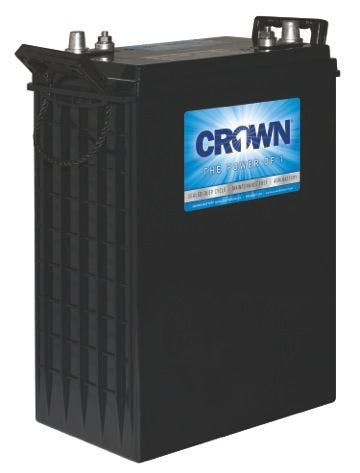 Crown AGM 390 Ah 48 VDC 18,720 Wh (8) Battery Bank