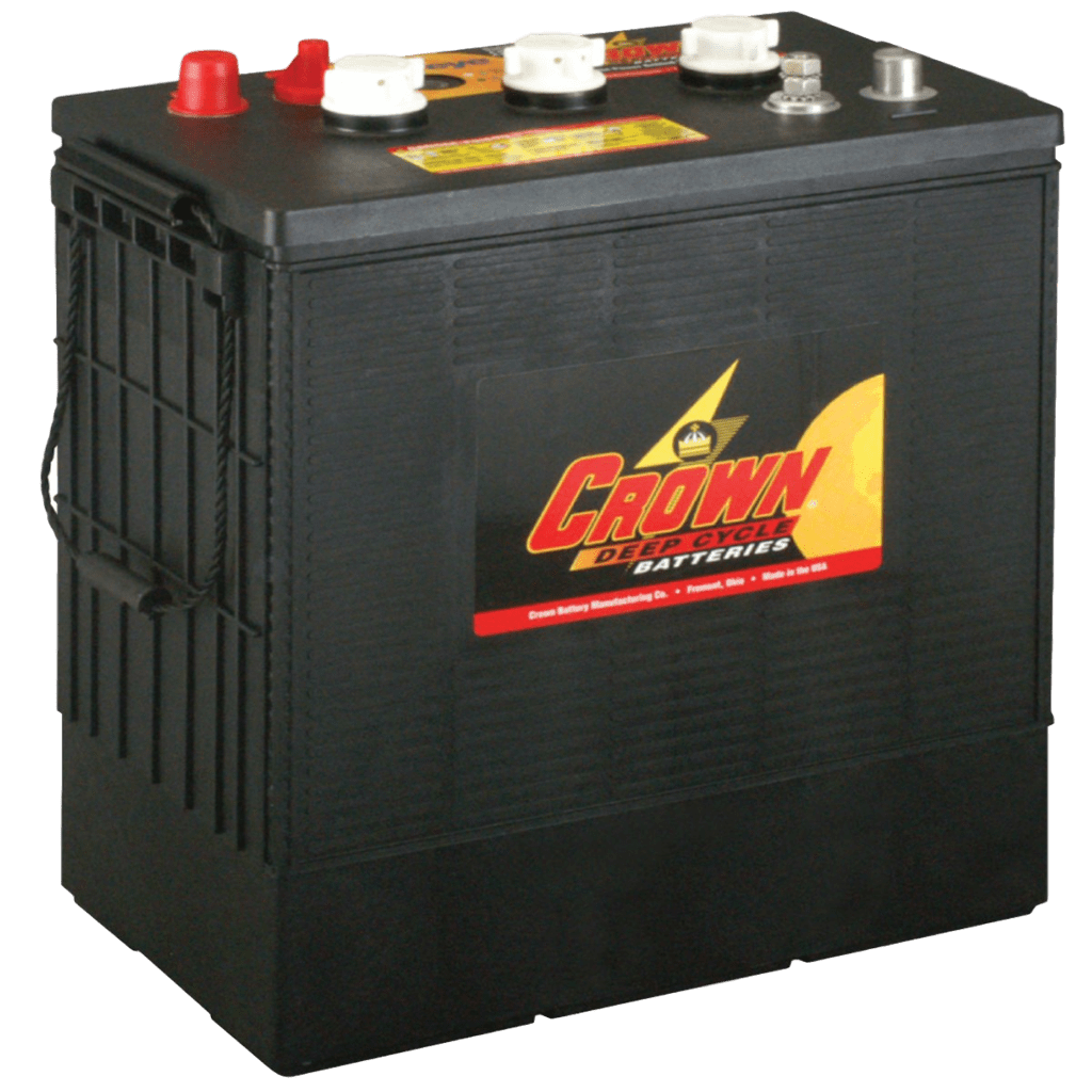 Crown CR305, 6V Flooded Battery
