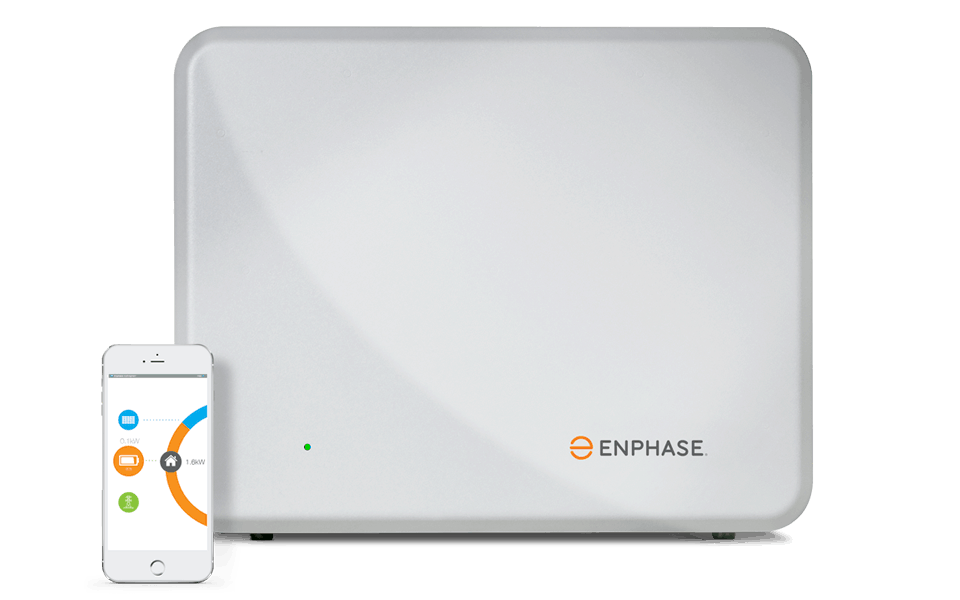 Enphase AC Battery Battery
