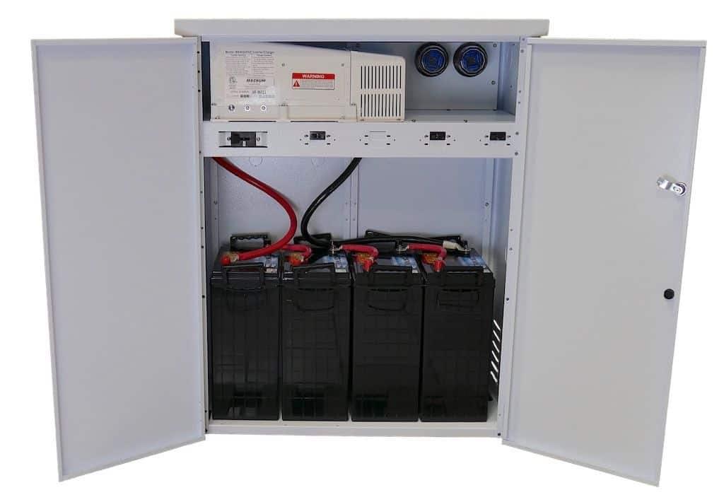 Backup Power Central 4000, 240VAC | Wholesale Solar