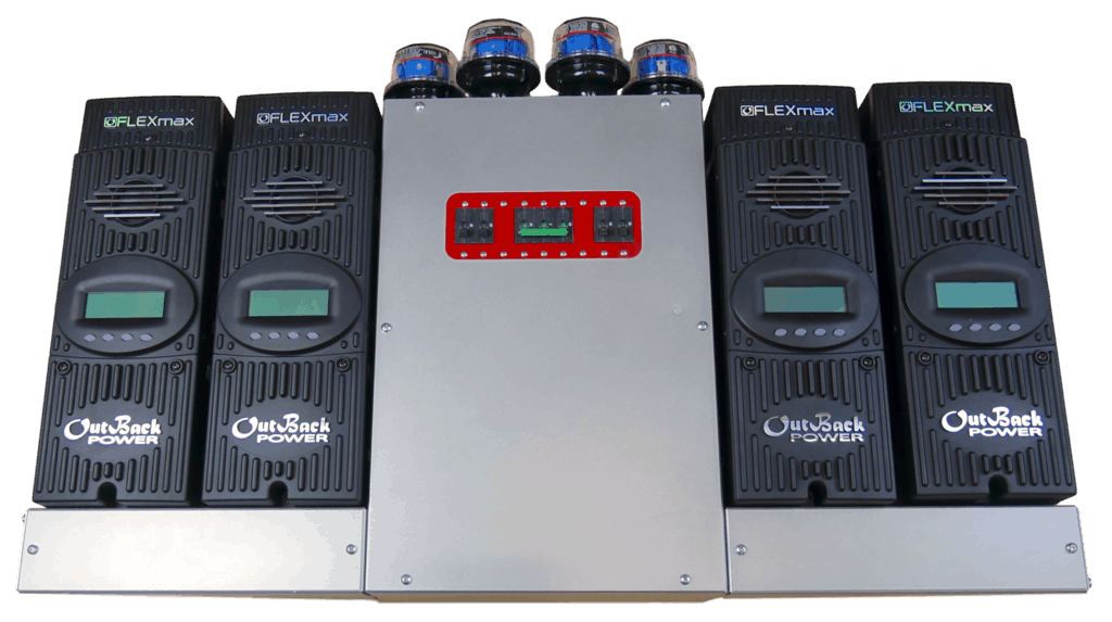 Outback FM80 Quad PV Center Power Center