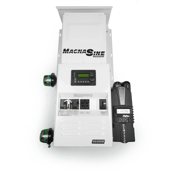 Four Star Solar Magnum Single MS2812 w/ Classic 150 Power Center
