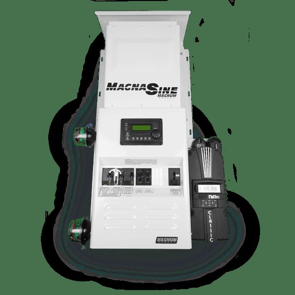 Four Star Solar Magnum Single MS4124PE w/ Classic 150 Export Power Center