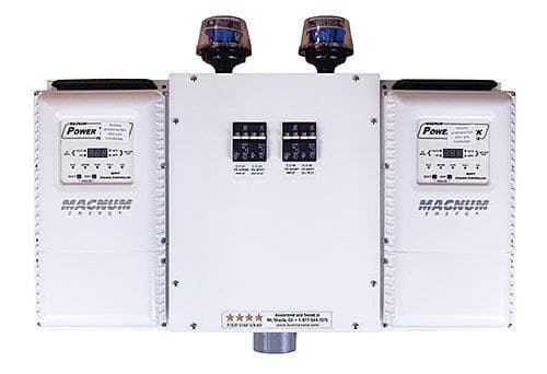Four Star Solar PT-100 Double PV Center Power Center