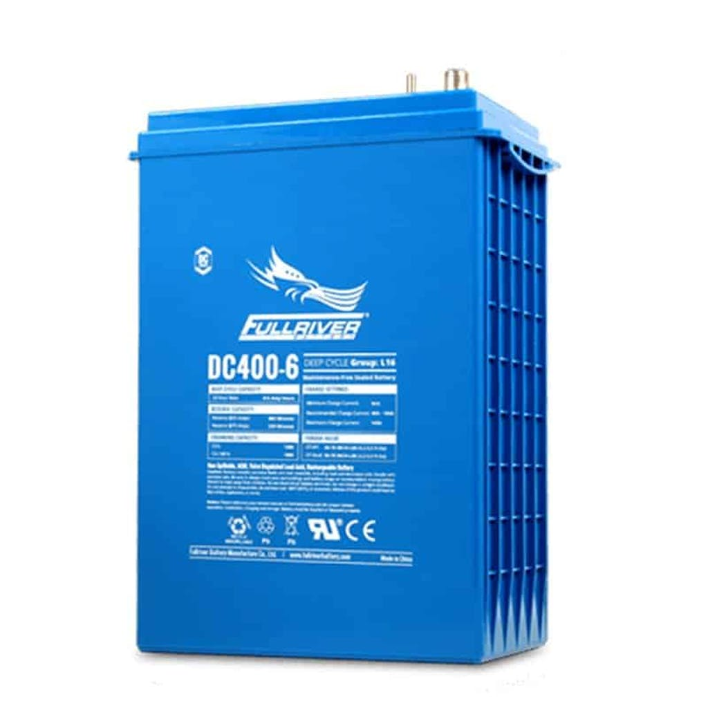 Review: Fullriver DC400-6 sealed AGM battery