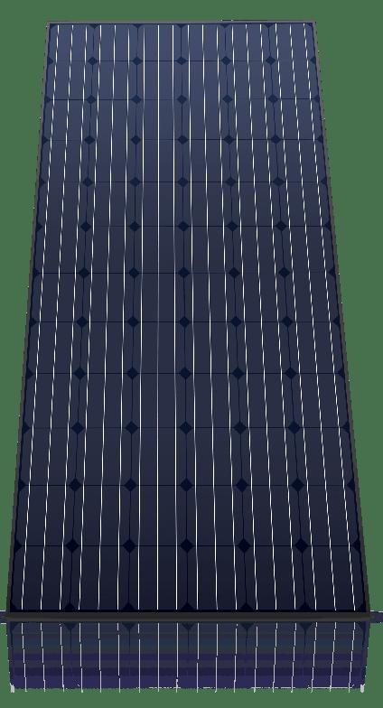 Heliene 365 Black Mono Solar Panel