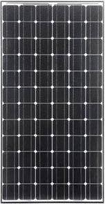 Sanyo (now Panasonic) Sanyo 210 HIP-210HKHA6 Solar Panel Solar Panel
