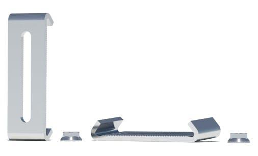IronRidge BX-BCL-M1 BX Bottom clamp w/ hardware