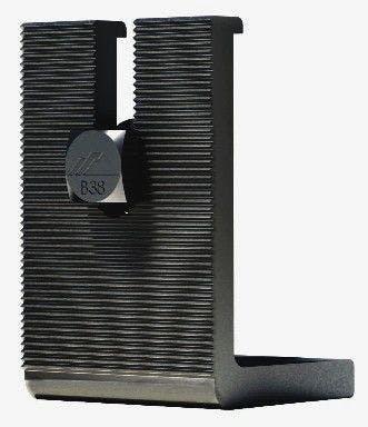 Ironridge Slotted L Feet 4 Set Black Anodized Bonded