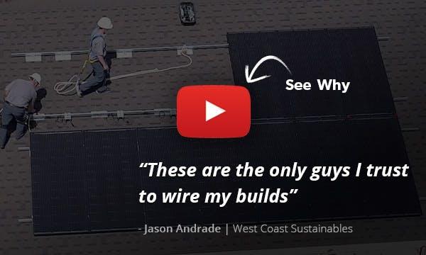 Jason Andrade video testimonial