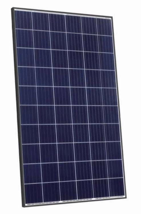 JinkoSolar 275w Black Poly Solar Panel