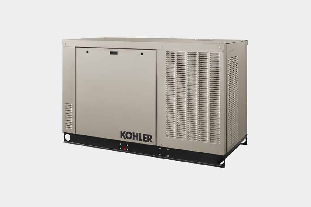 Kohler 30RCL 30kW Generator, 120/240 UL/CSA Generator