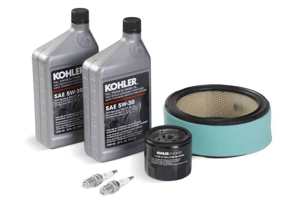 kohler ch740 maintenance kit 12 14 kw 3303509360 100 [ kohler power systems manuals ] ecv860 command pro efi  at creativeand.co