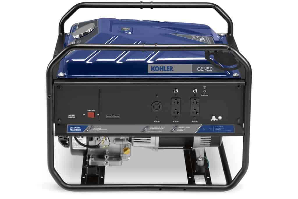 View larger image for Kohler GEN 5.0 Portable Generator